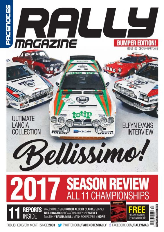 Issue 162 - Dec/Jan 2018